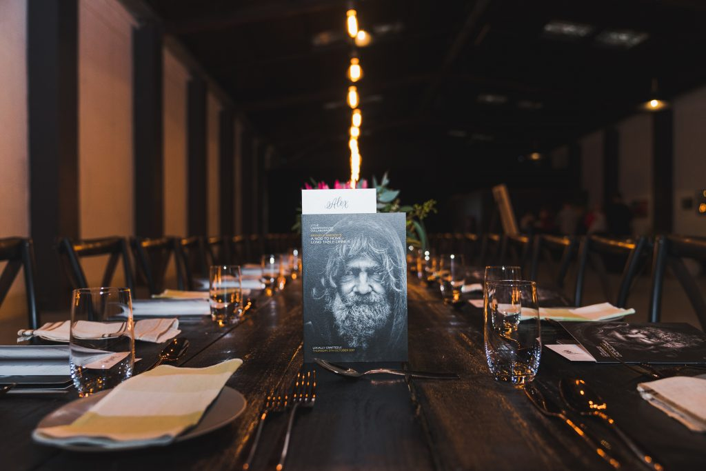 The Underground Collaborative - A Nod To Home Long Table Dinner